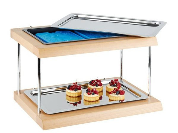 """APS Refrigerated Display Case Buffet APS 