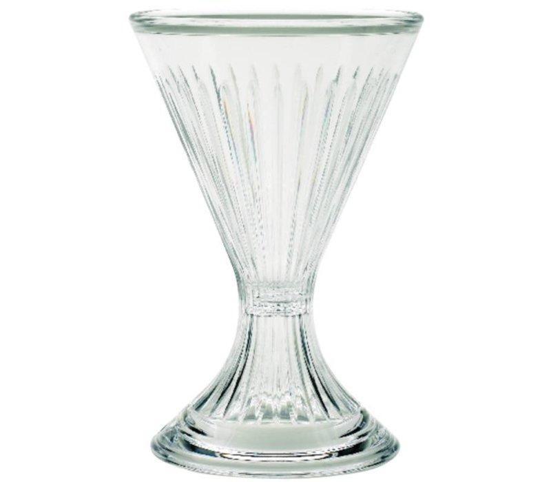 XXLselect Polycarbonat Eisglas 25,5cl - 12 Stück