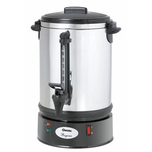 Bartscher Percolator Professional | Ø220x (H) 415mm | 48 Cups | 6.8 Liter