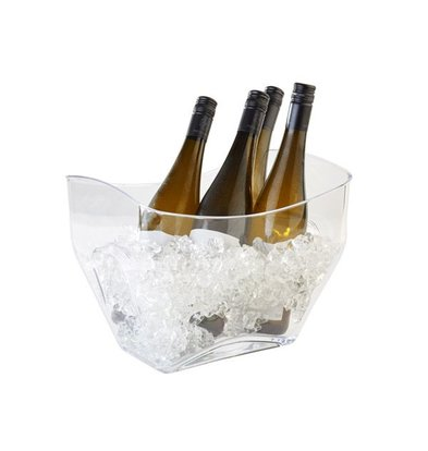 APS Wine / Champagne Cooler APS | transparent | 7 Liter | 320x215x247 (h) mm