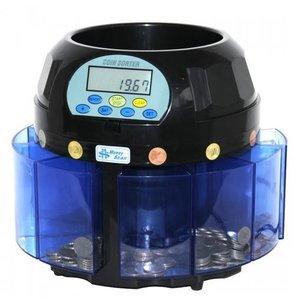 XXLselect Münzzähler CS-909 | Zählt 650 Münzen / Minute | mittlere Unternehmen