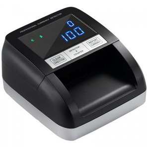 XXLselect Counterfeit detector 330LED | Checks on 6 Ways / 0.5 Sec | LED Screen