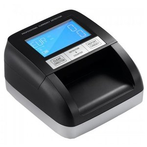 XXLselect Counterfeit detector 350LCD | Checks on 6 Ways / 0.5 Sec | LCD Screen