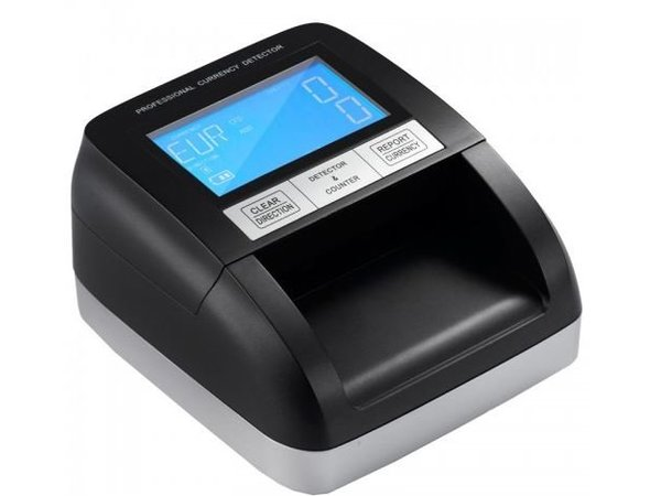 XXLselect Valsgelddetector 350LCD | Controleert op 6 Manieren/0,5 Seconde | LCD Screen