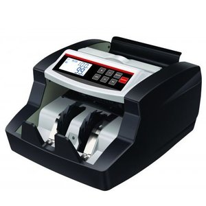 XXLselect Banknote Banknote N-2700 UV + MG | Counts and Checks | UV and MG detection