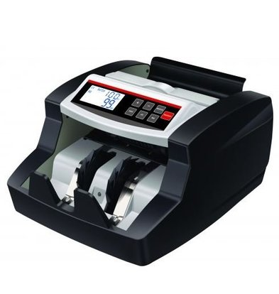 XXLselect Biljettelmachine N-2700 UV+MG | Telt en Controleert | UV en MG detectie