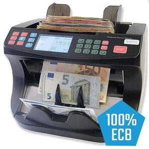 XXLselect Banknote Banknote 960 | Pro-Wert Mix | Adder, Dosieren, Memory-Funktion | Kontrollen | LCD-Bildschirm