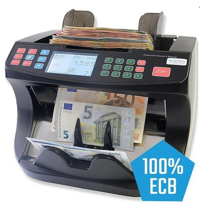 XXLselect Banknote Banknote 960   Pro-Value Mix   Adder, metering, Memory Function   checks   LCD Screen