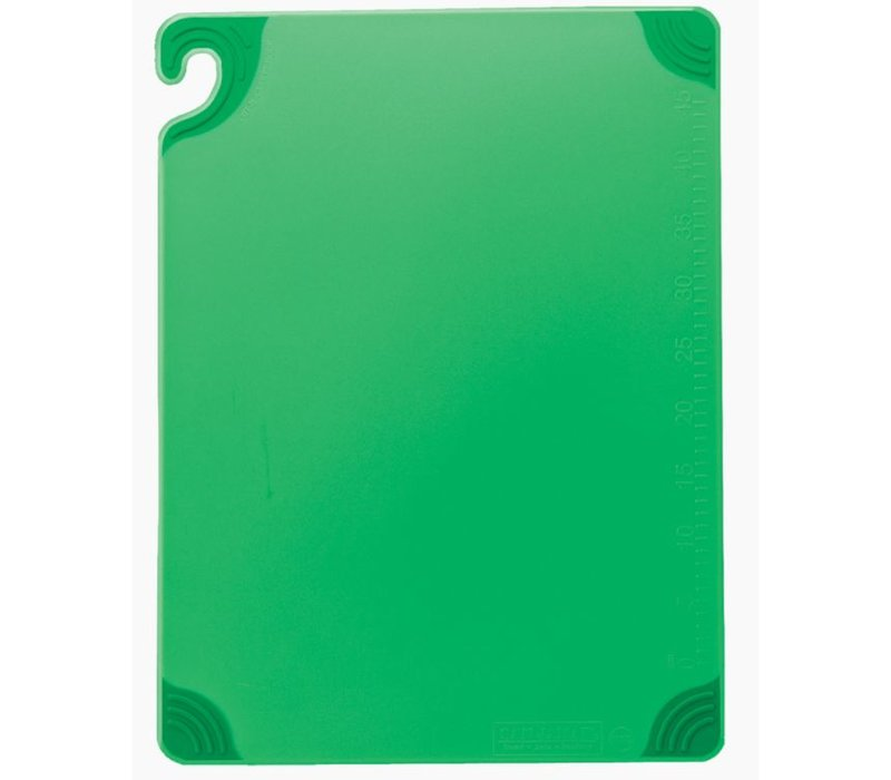 San Jamar San Jamar Schneidebrett - 23x30cm - Saf-T-Grip - 6 Farben
