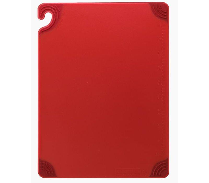 San Jamar San Jamar Cutting board - 30x45cm - Saf-T-Grip - 7 Colours