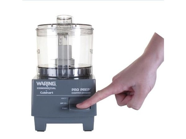 Waring Commercial Cutter / Mixer Waring - Incl. Mixing Bowls 750ml and 500ml