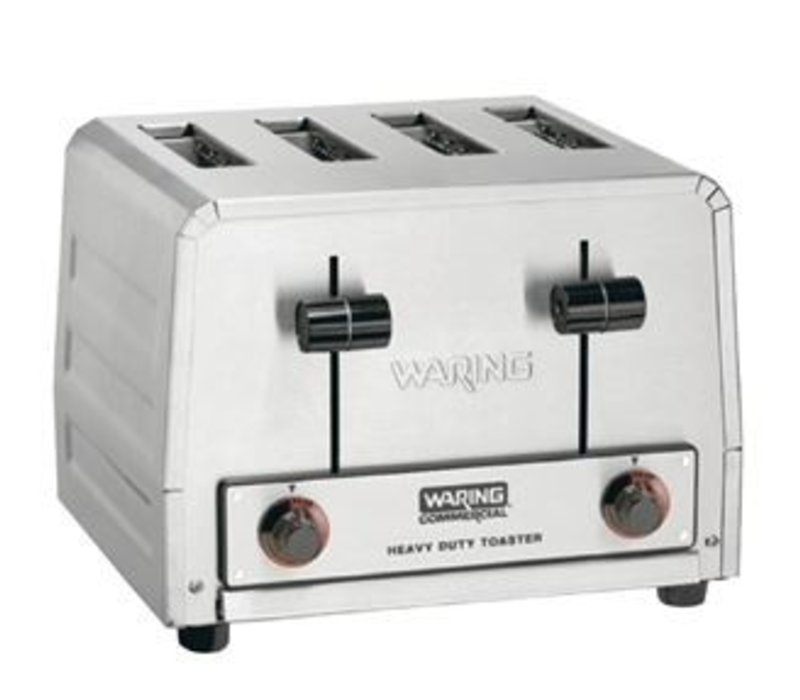 Waring Commercial Toaster Waring - 4 Slots - 2,4kW