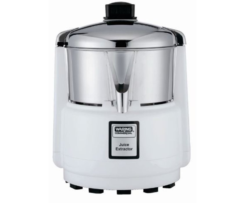 Waring Commercial Juicers Waring - 330W - Strong Induction motor - 3600tmp