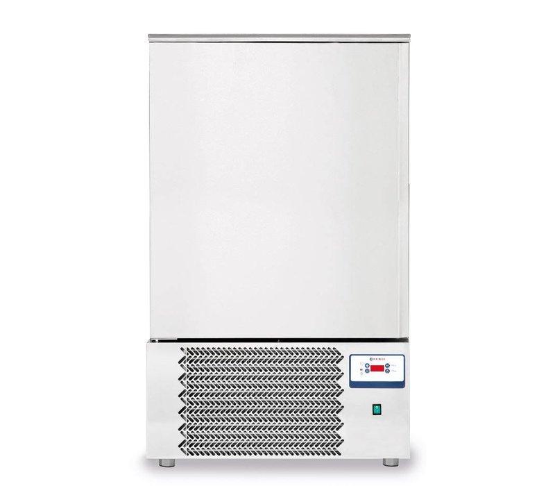 Hendi Blast Chiller / Blast chiller / freezer Fast - 7x GN1 / 1 - 750x740x1260 / 1290 (h) mm