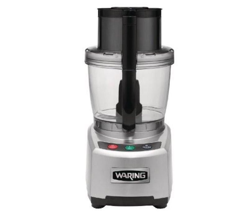 Waring Commercial Keukenmachine Waring - WFP16SK - 3,8 Liter - 700W - Vergrendeld S-mes