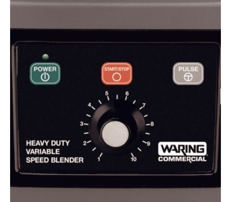 Waring Commercial Waring - HEAVY DUTY - 4 Liter - mit variabler Drehzahl - 1500W