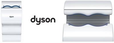 Dyson Airblade - De supersonische handdroger van de 21e eeuw