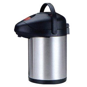 XXLselect Pompkan RVS - Dubbelwandig - Draaibare Voet - 2,5 Liter
