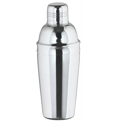 Bar Professional Cocktail Shaker dreiteilige Hochglanz 0,7 Liter