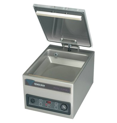 Henkelman Vacuum Machine Mini Jumbo | Henkelman | 004m3 / sec 25-60 | Dim. 310x280x room (H) 85mm