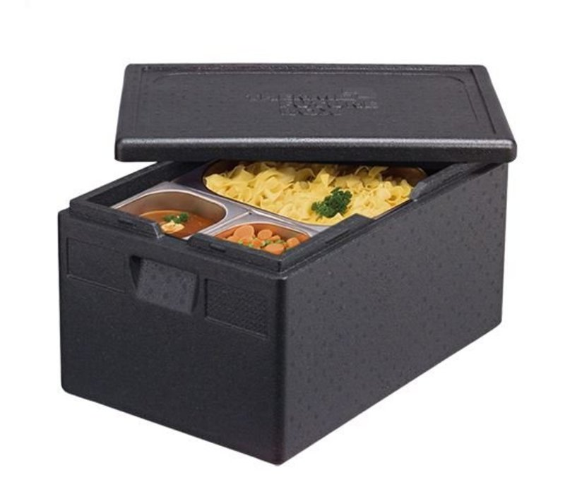 XXLselect Thermo Cateringbox - GN1 / 1 | 100mm - Thermo Zukunft Box - stapelbare