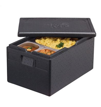 XXLselect Thermo Cateringbox - GN1 / 1   200mm - Thermo Zukunft Box - stapelbare