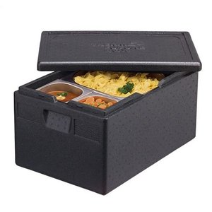 XXLselect Thermo Cateringbox - GN1 / 1 | 250mm - Thermo Zukunft Box - stapelbare