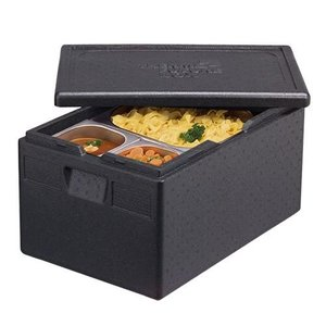 XXLselect Thermo-Cateringbox - GN1/2 | 150mm - Thermo Future Box - Stapelbaar