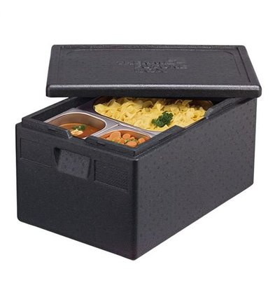 XXLselect Thermo Cateringbox - GN1 / 2 | 200mm - Thermo Future Box - Stackable