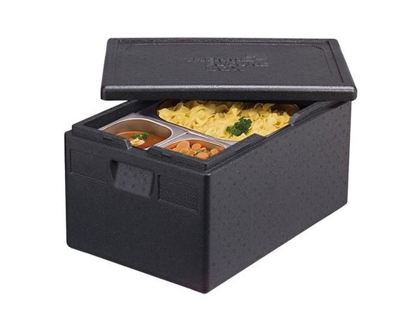 XXLselect Thermo-Cateringbox - GN1/2 | 200mm - Thermo Future Box - Stapelbaar