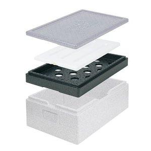 XXLselect Koel Opzetunit GN1/2 | Thermo Future Box | 390x330x60(h)mm