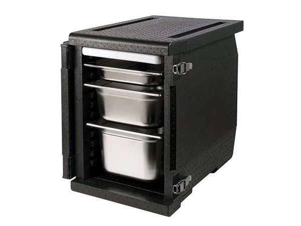 XXLselect Thermo Front Loader GN1 / 1 | 77 Liter | 530x325x448 (h) mm
