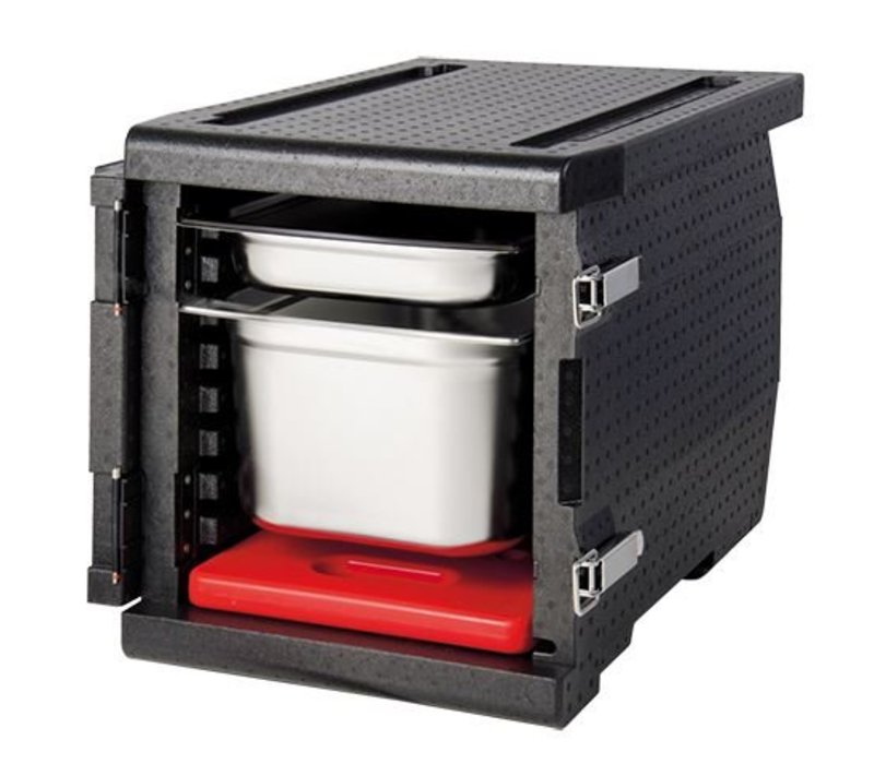 XXLselect Thermo Frontlader GN1 / 1 | 77 Liter | 530x325x448 (h) mm