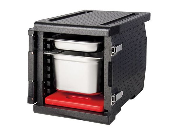 XXLselect Thermo Front Loader 8x GN1 / 1 | 100 Liter | 530x325x545 (h) mm