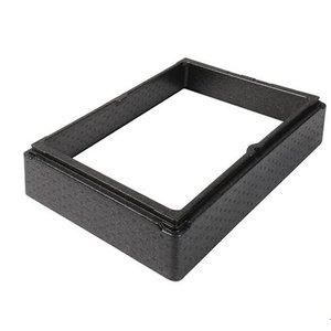 XXLselect Opzetrand 600x400x90(h)mm | Thermo Future Box