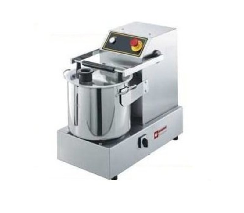 Diamond Stainless steel cutter | 15 Liter | 2 Motorcycles | 380x610x530 / 700 (h) mm