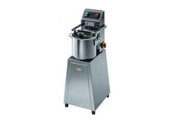 Diamond Stainless steel cutter | 15 Liter | 1400/2800 RPM | 420x445x1030 / 1130 (h) mm