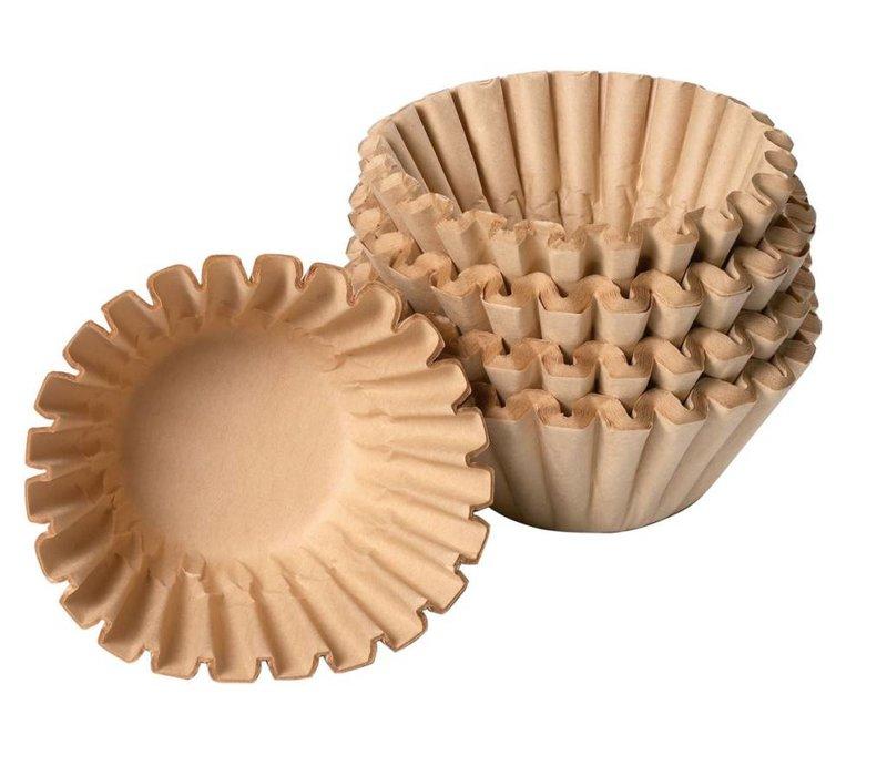Bartscher Papierkaffeefilter 1000 Stück