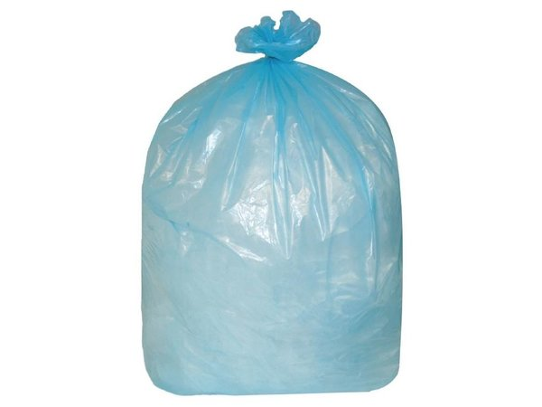 XXLselect Müllsäcke Blau - 200 Stück