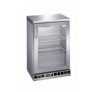 Gamko Glass Freezer 80 glasses | Gamko MF / 110RGCS | Glass door Clockwise | 602x516x905mm