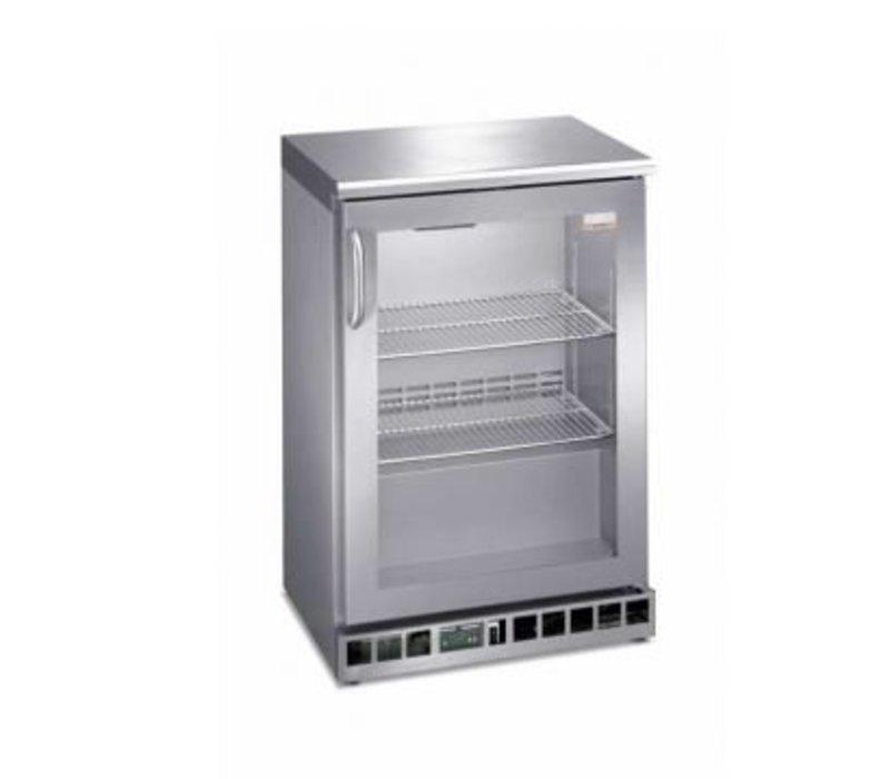 Gamko Glass Freezer 80 glasses | Gamko MF / 110RGCS | Glass door Clockwise | 602x516x905mm