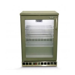 Gamko Glass Freezer 80 Gläser | Gamko MF / 110LGCS | Glastür Counterclockwise | 602x516x905mm