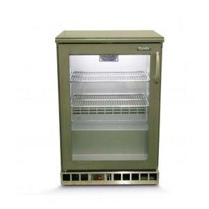 Gamko Glass Freezer 80 glasses | Gamko MF / 110LGCS | Glass door Counterclockwise | 602x516x905mm