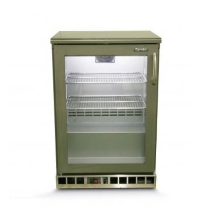 Gamko Glass Freezer 80 Gläser | Gamko MF / 110LGCS | Glastür Counterclockwise | 602x516x905mm