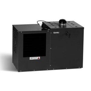 Gamko Bierkühler Schwarz | Gamko BKG50 / 54L | Liegen Modell | 780x400x600mm
