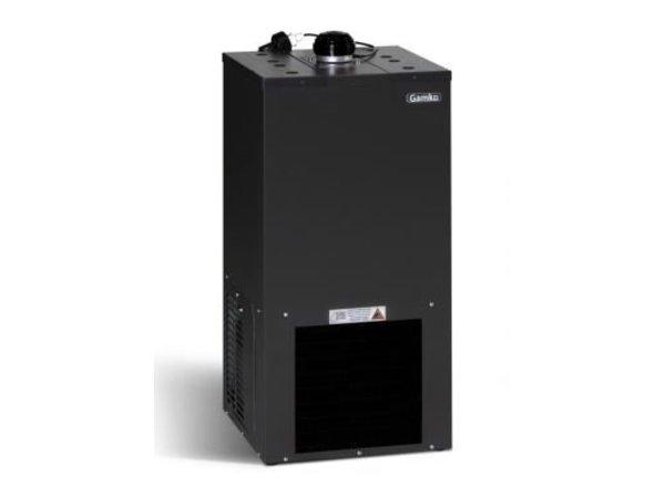 Gamko Beer Cooler Black | Gamko BKG50 / 87 | Standing Model | 500x500x870mm