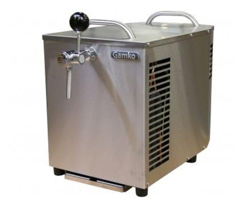 Gamko Bierkoeler met Handvaten | Gamko TK30/04BCS | Tapcapaciteit: 31 Liter/uur