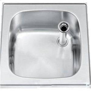 Gamko Buffet Journal RVS + Sink | Gamko ST SB50 | Around Motif | 500x500mm | STAR-Line