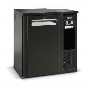 Gamko Fust Cooling 1-Door anthracite   Gamko FKG25 / 4R   Machine Right   880x590x860 / 880mm