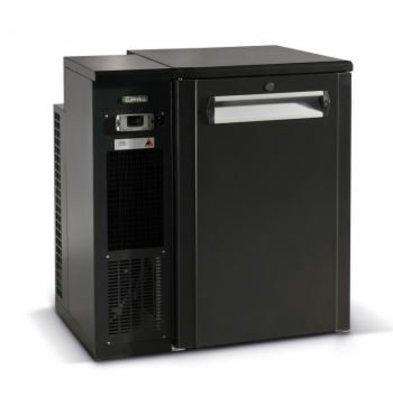 Gamko Fust Cooling 1-Door anthracite   Gamko FKG25 / 4L   Machine Links   880x590x860 / 880mm